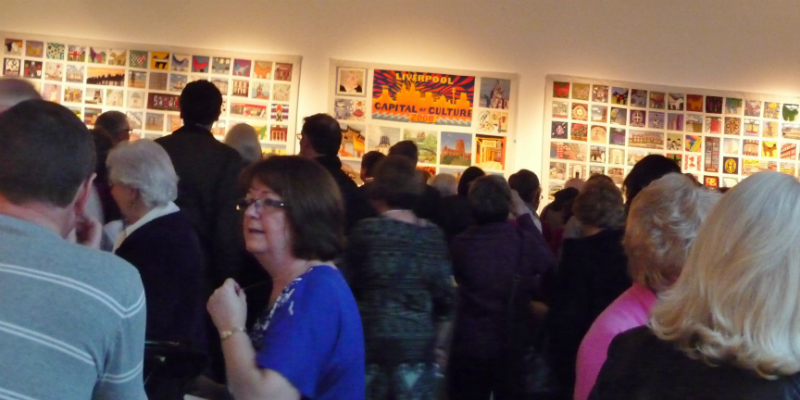 \'08 Tapestry Launch Party 26th April 2012