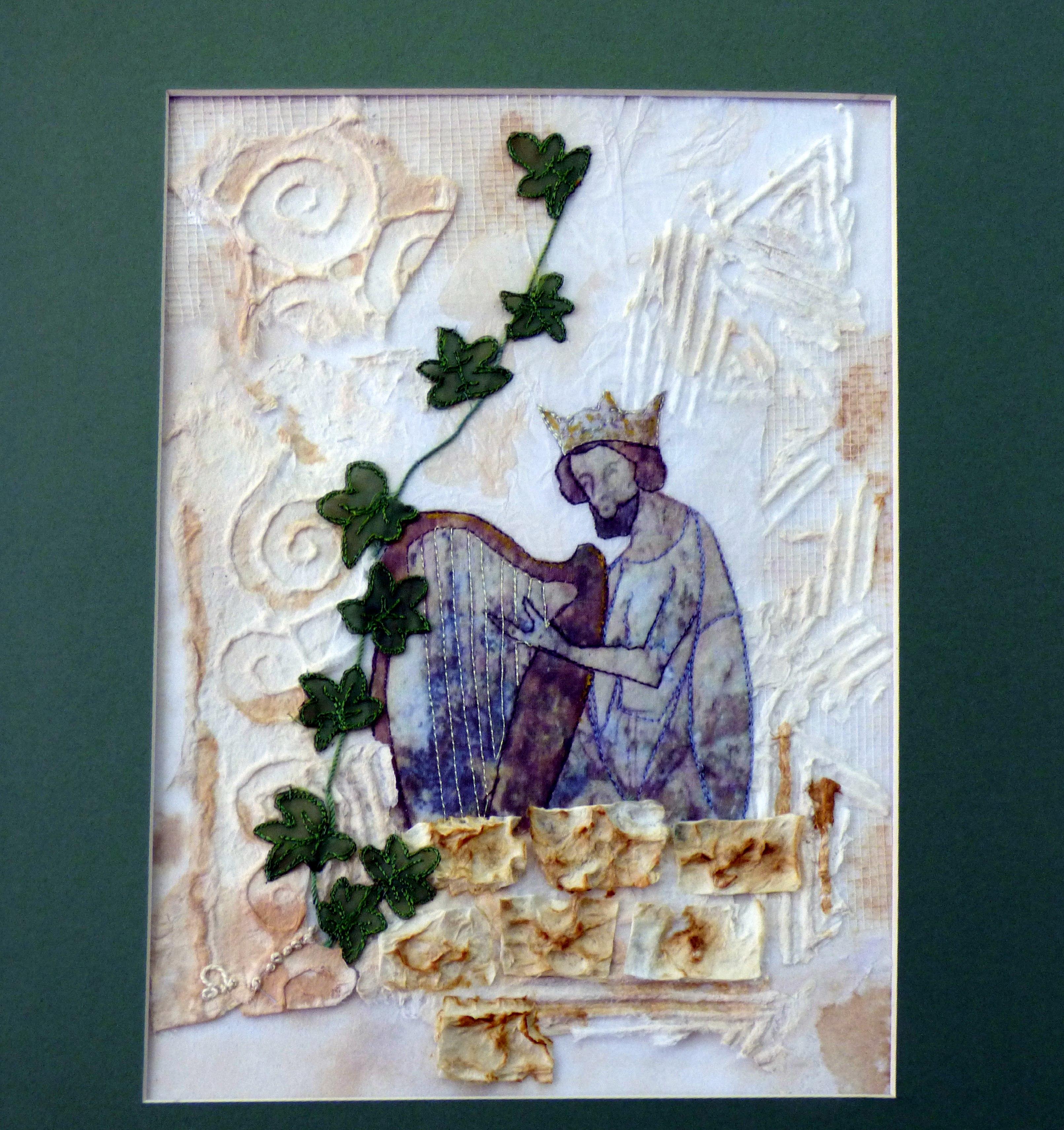 DAVID by Mary Seaman, Parbold EG