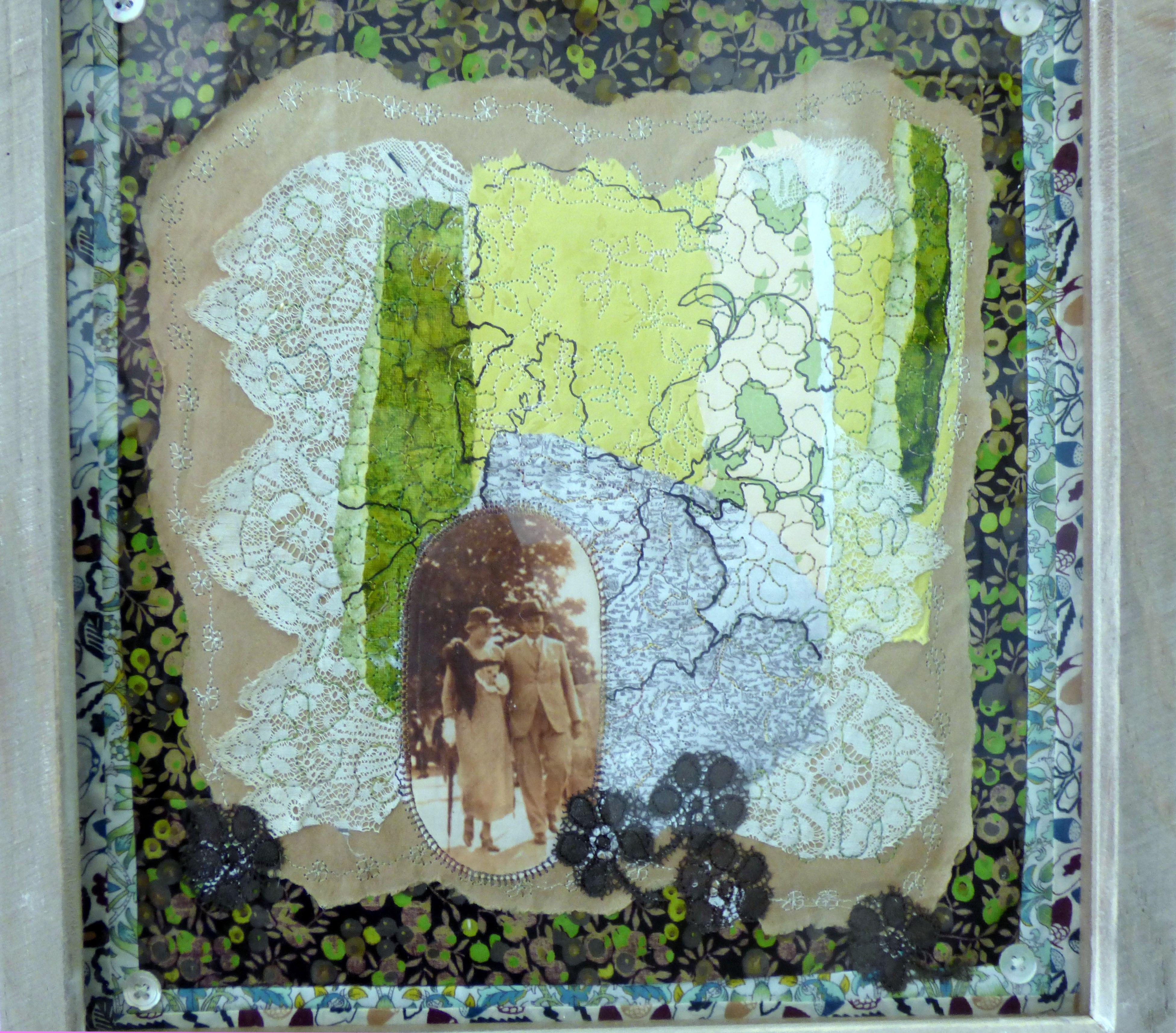 SUNDAY AFTERNOON by Anne Stark, Parbold EG