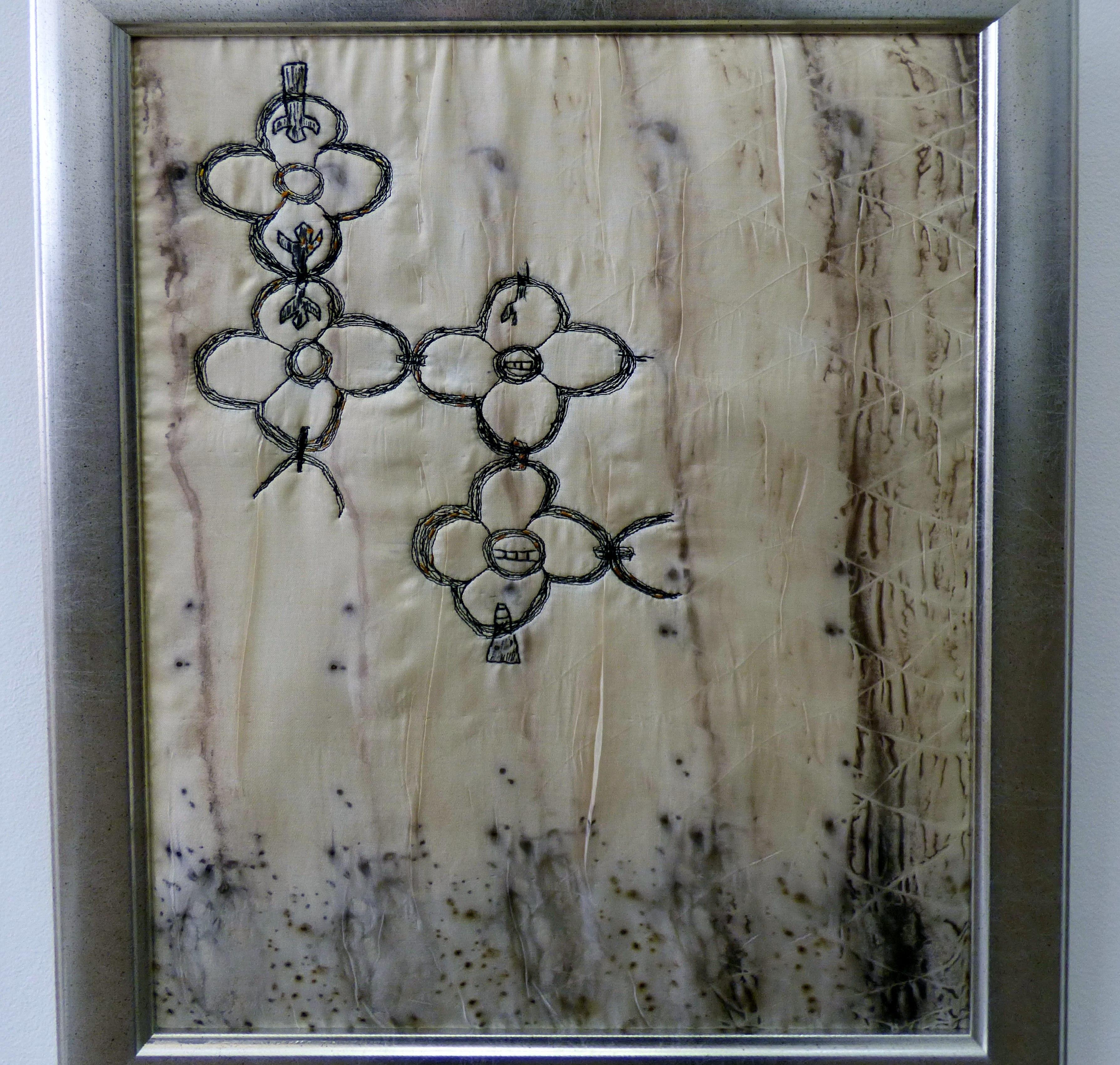MEMORIES OF WINDOW GRILLS by Marguerita McBride, Parbold EG