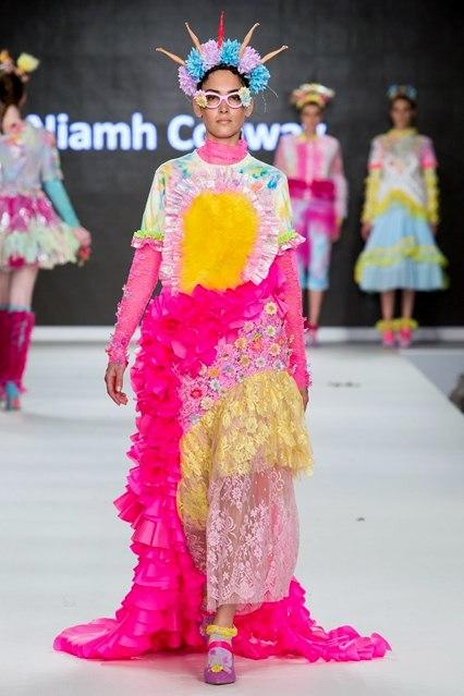 Niamh Conway design @ Graduate Fashion Week 2016