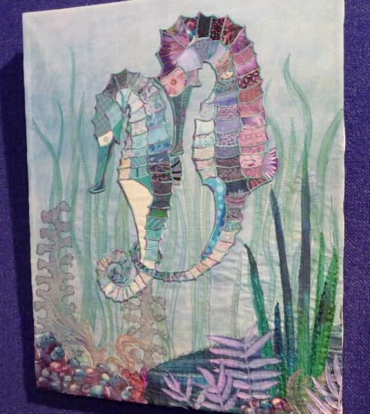 AQUARIUM by Beryl Waterfield