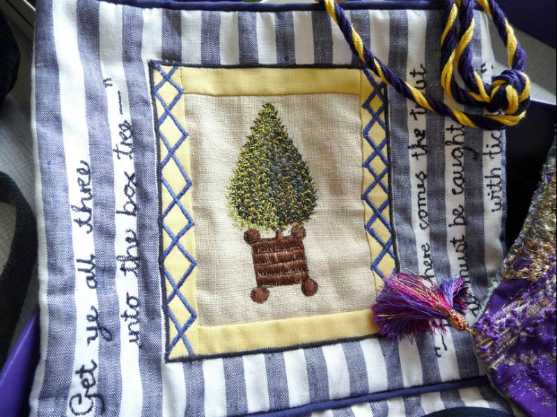Bag for Maria (reverse)