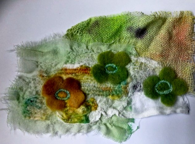 """WORKSHOP by Judith Rowley """"Beautiful Surfaces: from the Traditional to the Contemporary"""", September 2021"""