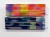 HORIZON (series) by Jane White, hand-dyed, woven, Ten Plus @ the Atkinson, 2018