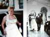 Remodelled wedding dress by Gill Roberts at Belladonna & Roses