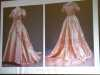 slide showing a traditional wedding dress by Norman Hartnell 1951