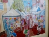 THE TREACLE MARKET, inspired by the monthly market held in Macclesfield Town Centre by Barbara Cope