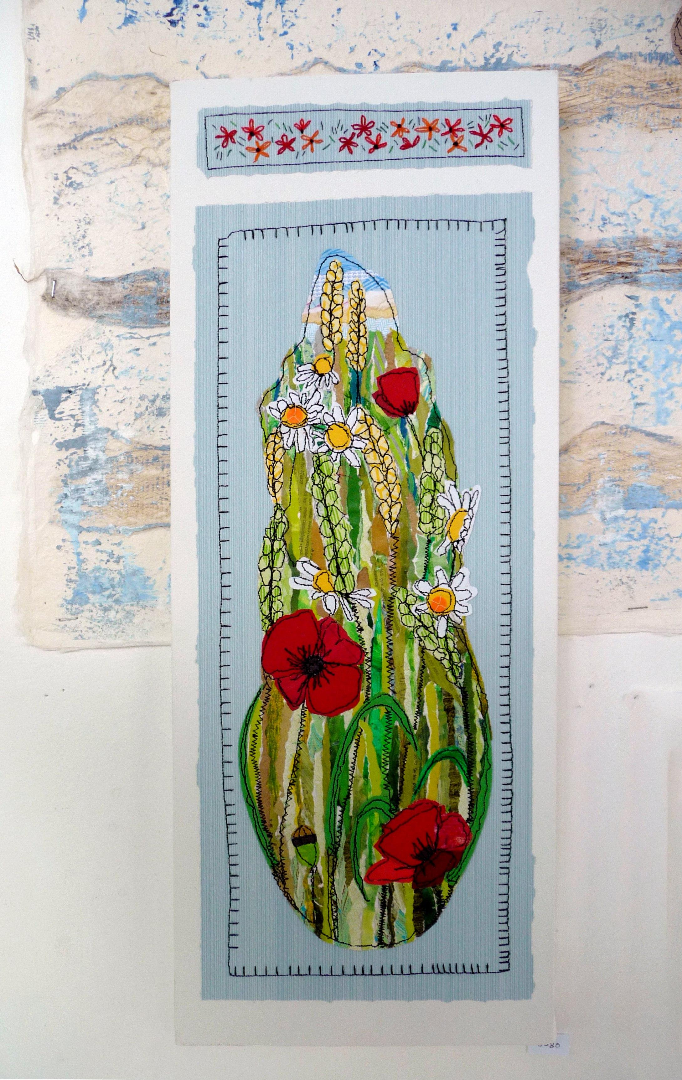 (detail) HARVEST by Sue Boardman