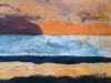 (detail) FELTED SUNSET by Ronny White