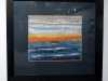 SEASCAPE AT SUNSET 1 by Mary Sotheran