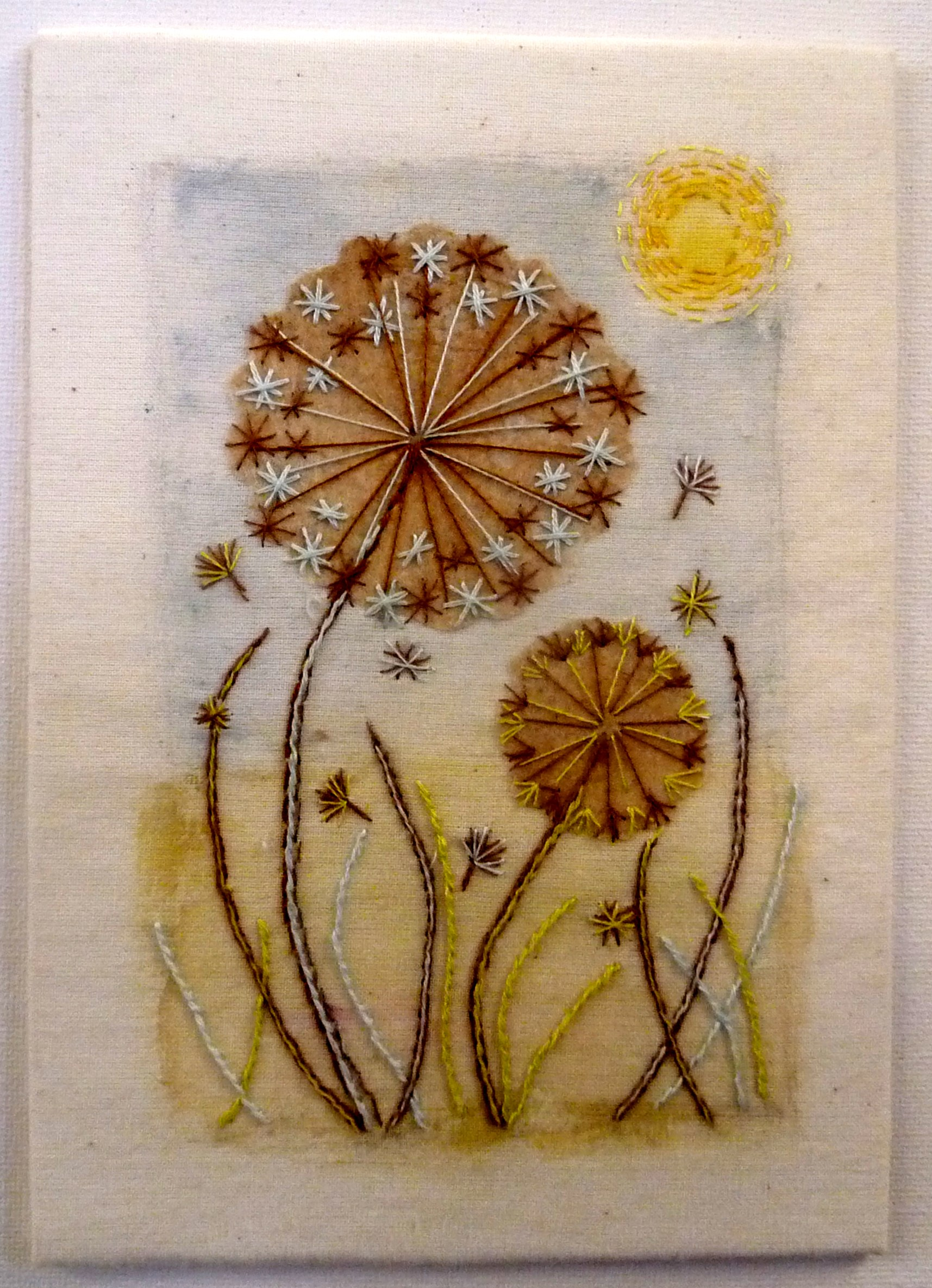 SEED HEADS by Joyce Young