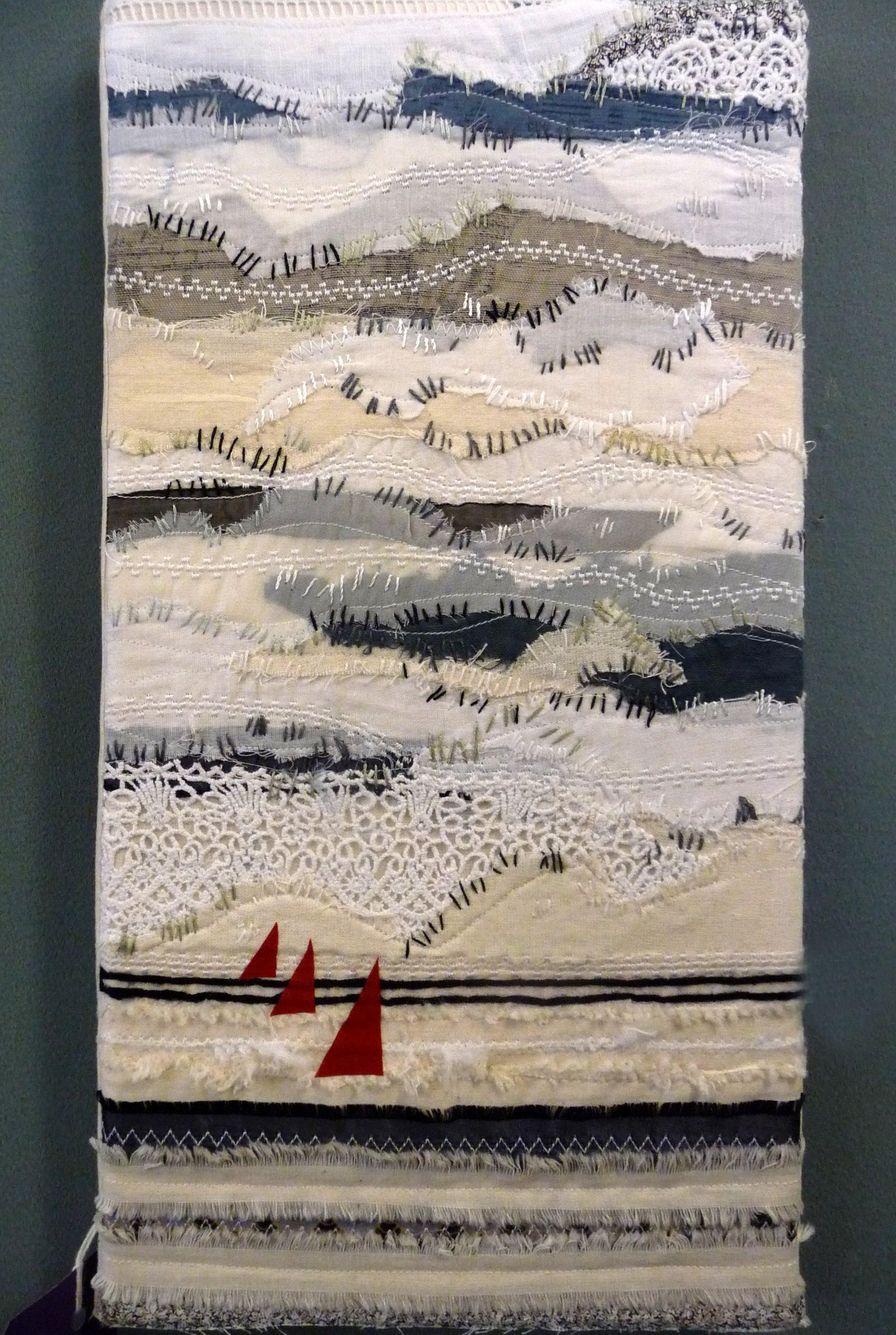 LINES IN THE SKY by Sue Boardman