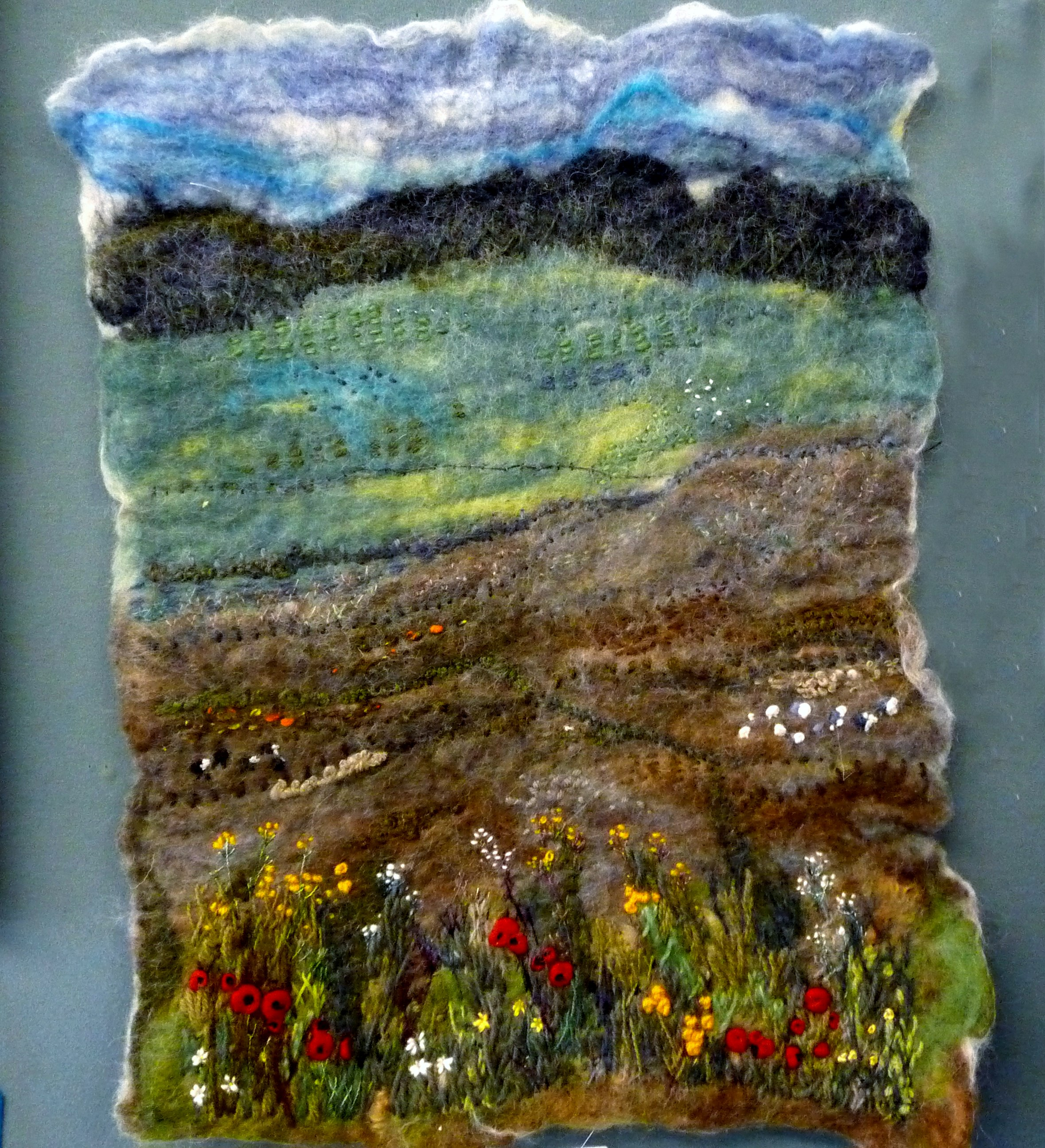 LANDSCAPE by Janet Vance