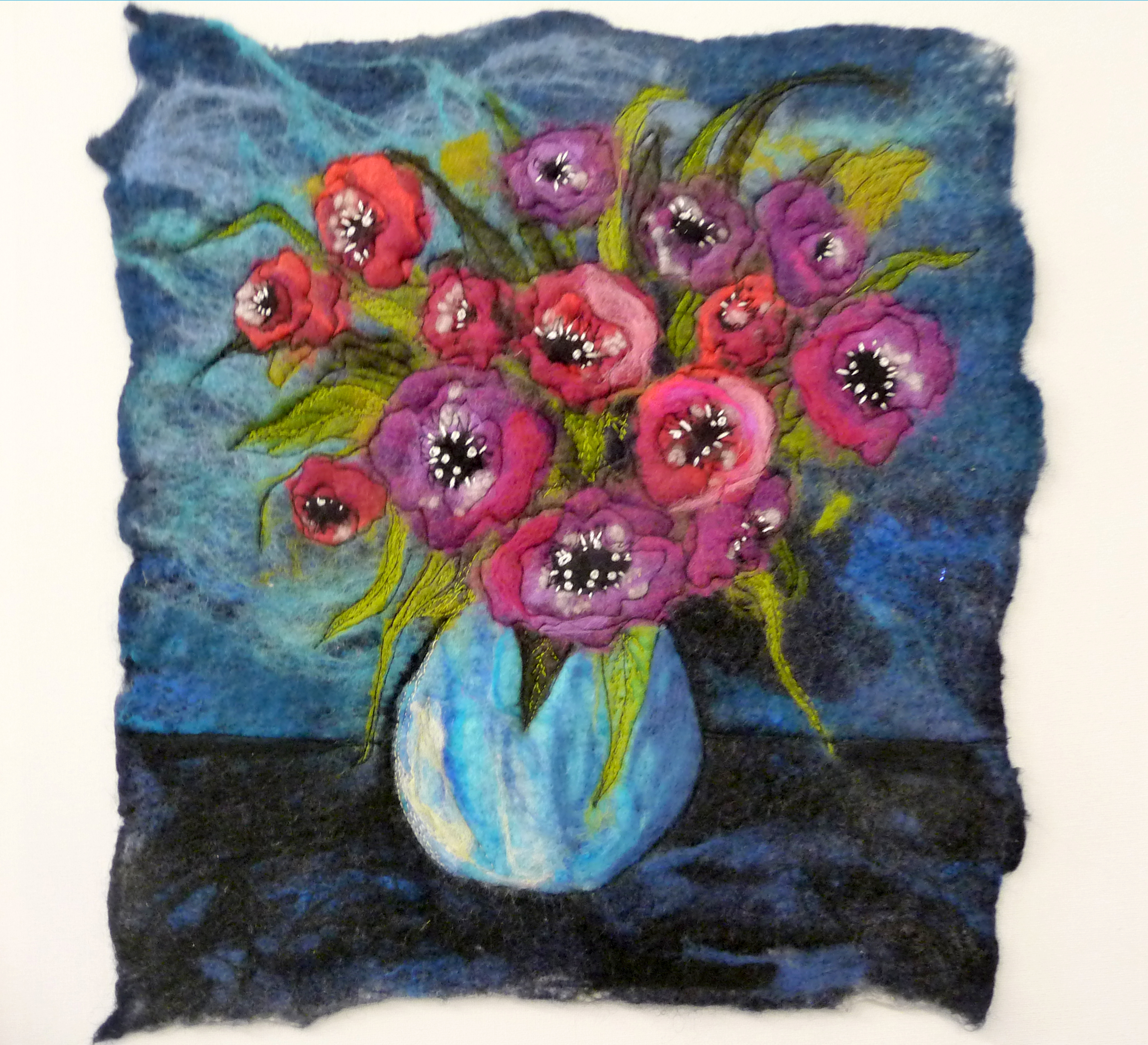 SAY IT WITH FLOWERS by Sue Sercombe