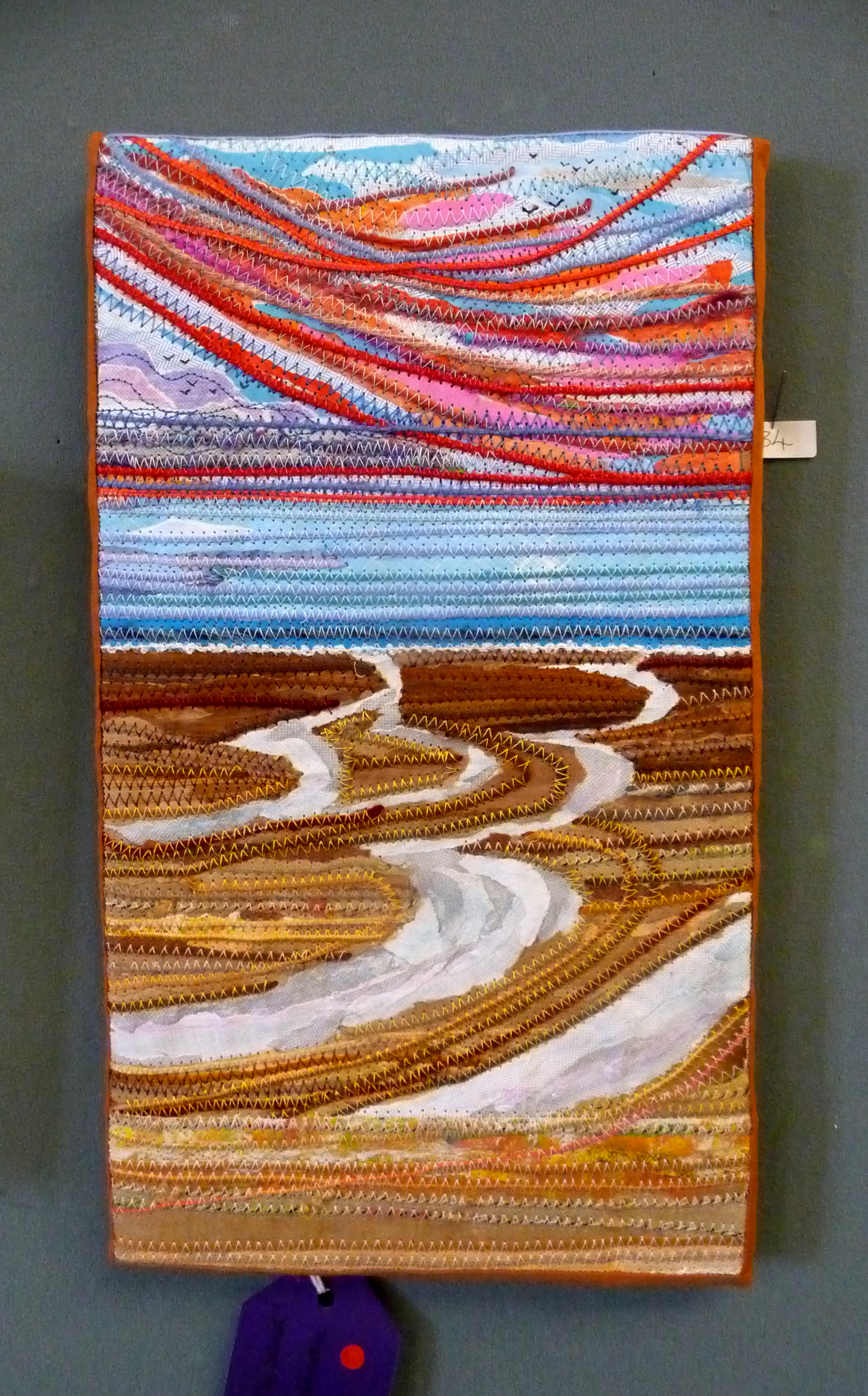 LINES IN THE SAND by Sue Boardman
