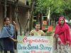 Sreepur village celebrating Dame Sarah Storey's recent victories in Tokyo Paralympics 2021