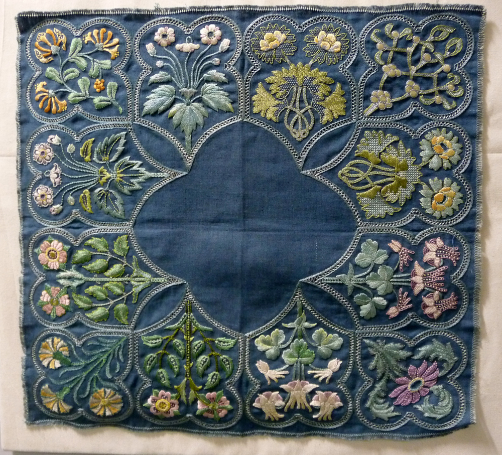 Table Mat by Evelyn Quainton, early 20th century