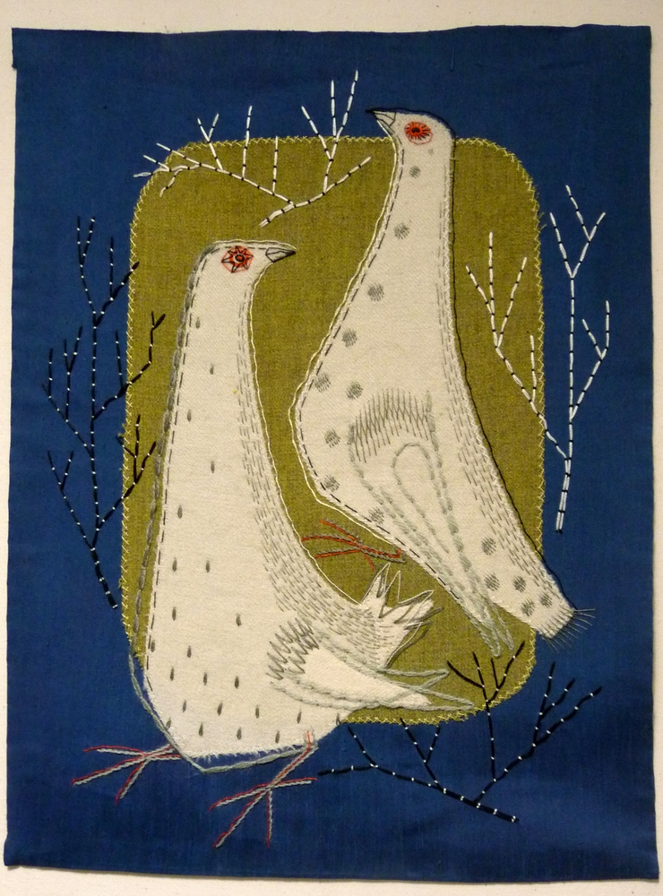 White Birds by Constance Howard, 1950