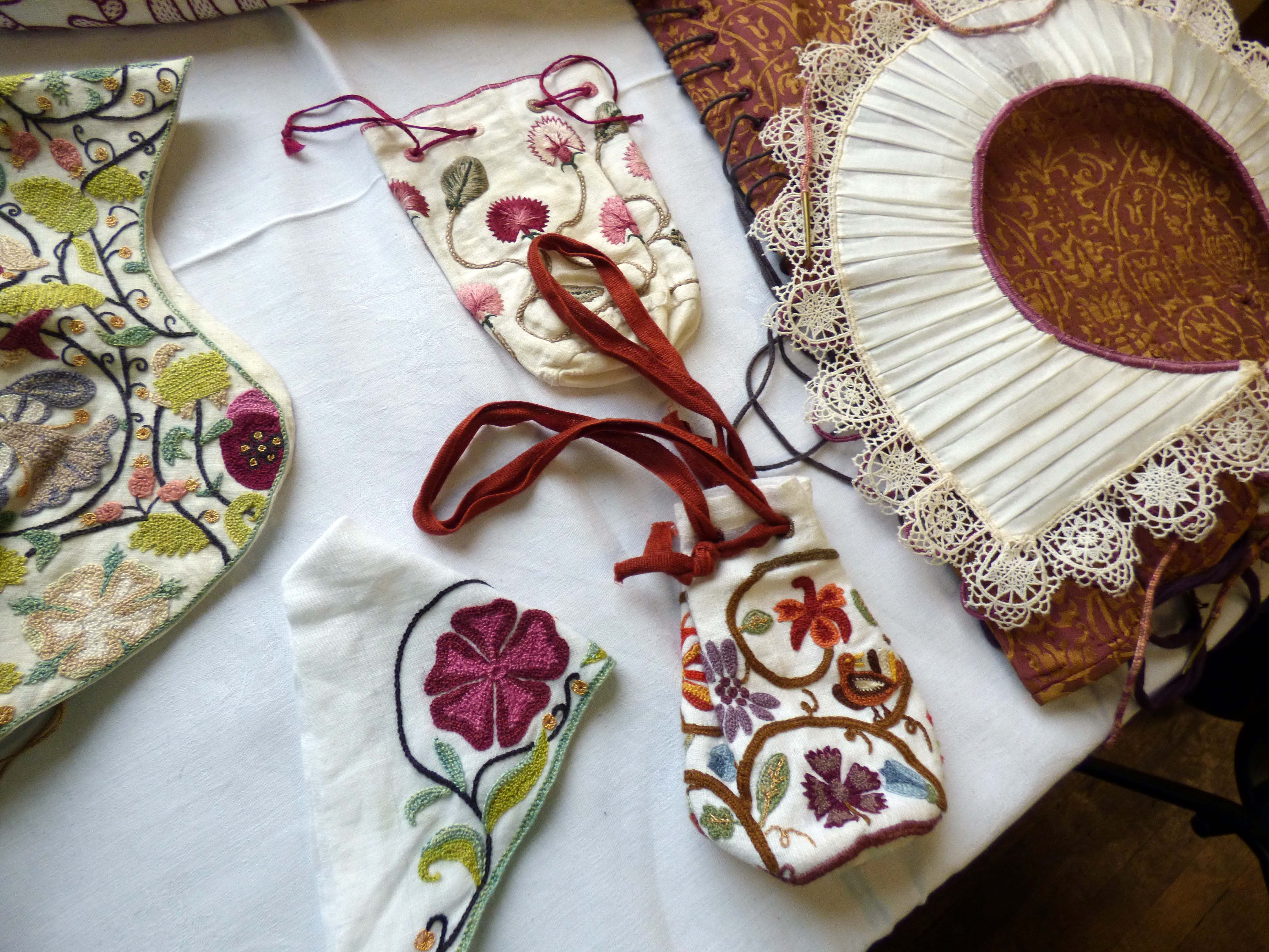 embroidery and lace by Carolyn  Richardson, Embroidery of the Jacobean era, Jan 2019