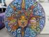 """embroidery by Nikki Parmenter at """"Fantastic Fish"""" workshop by Nikki Parmenter"""
