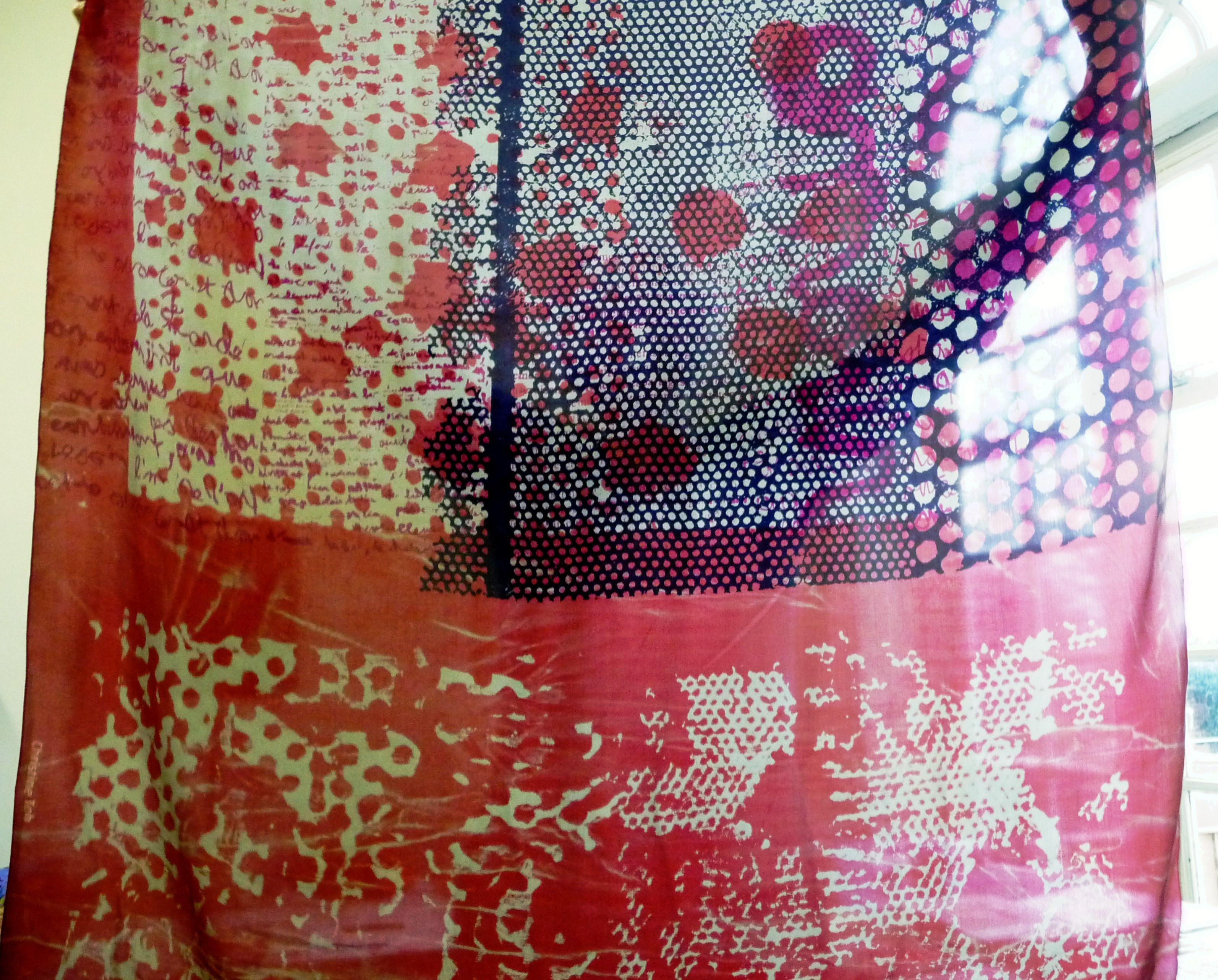 textile by Christine Toh