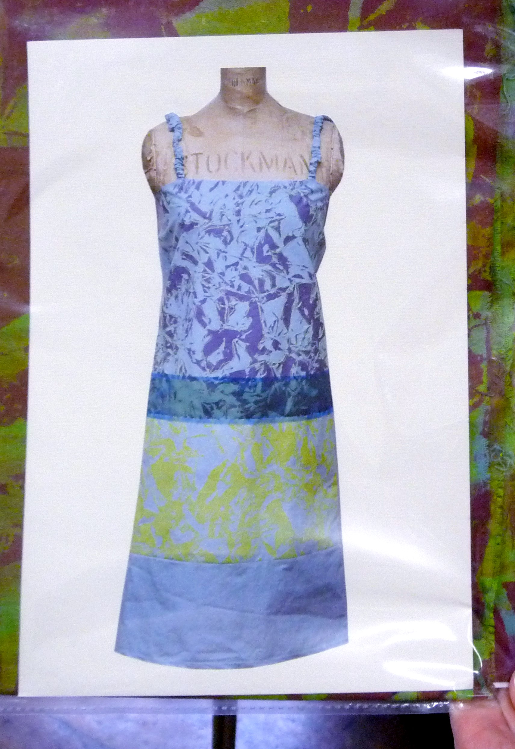 clothing made by Christine Toh