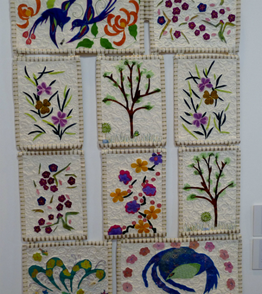Coach trips merseyside embroiderers 39 guildmerseyside for Festival of quilts birmingham 2016