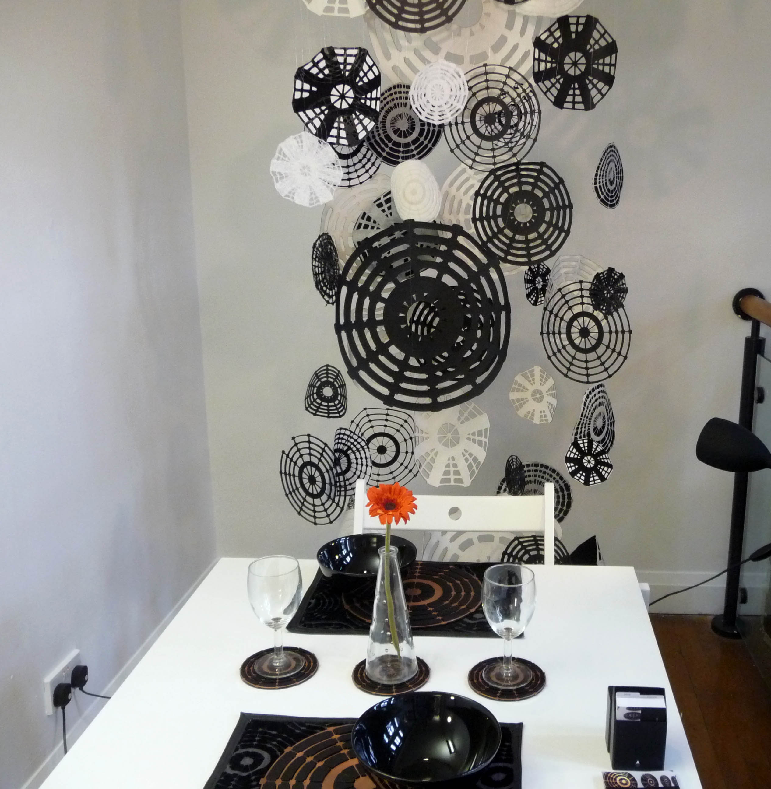 designs by Gemma McGuinness, Liverpool Hope Univ Art Degree Show 2014