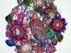 KAMADEVA, MARY AND DURER'S PARROT by Nikki Parmenter, Gawthorpe Hall, Sept 2020