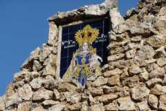 goldwork in Mijas, Spain 2013