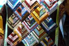 Heritage Quilts, All Hallows, 2014
