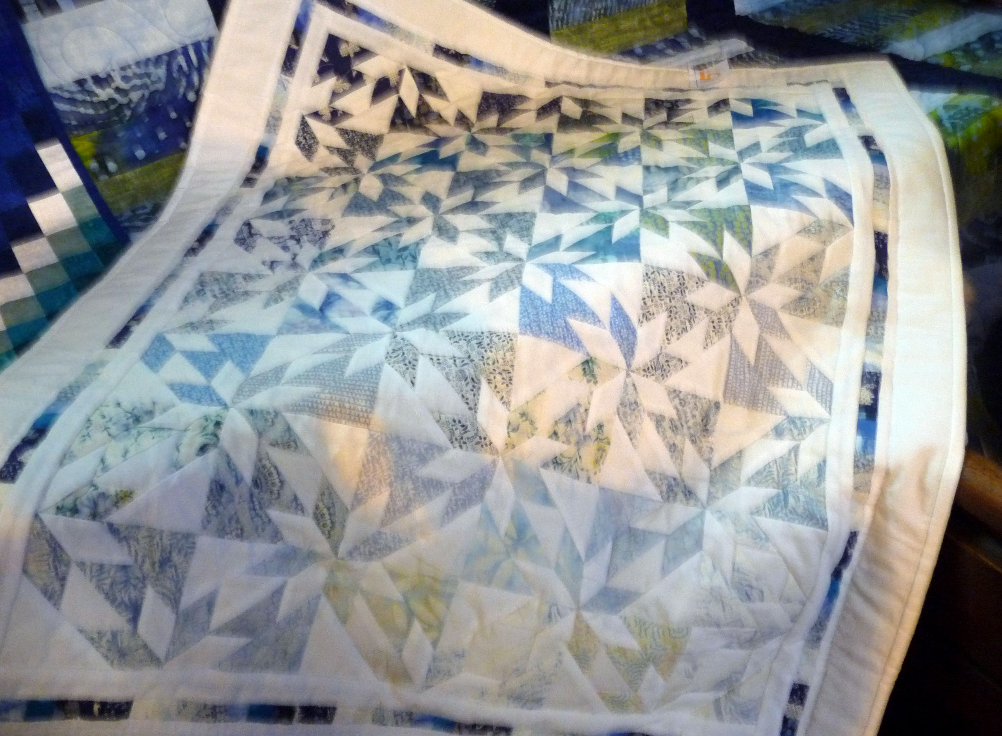 Quilt by Jean Kewsley, Stitchin' Sisters Group