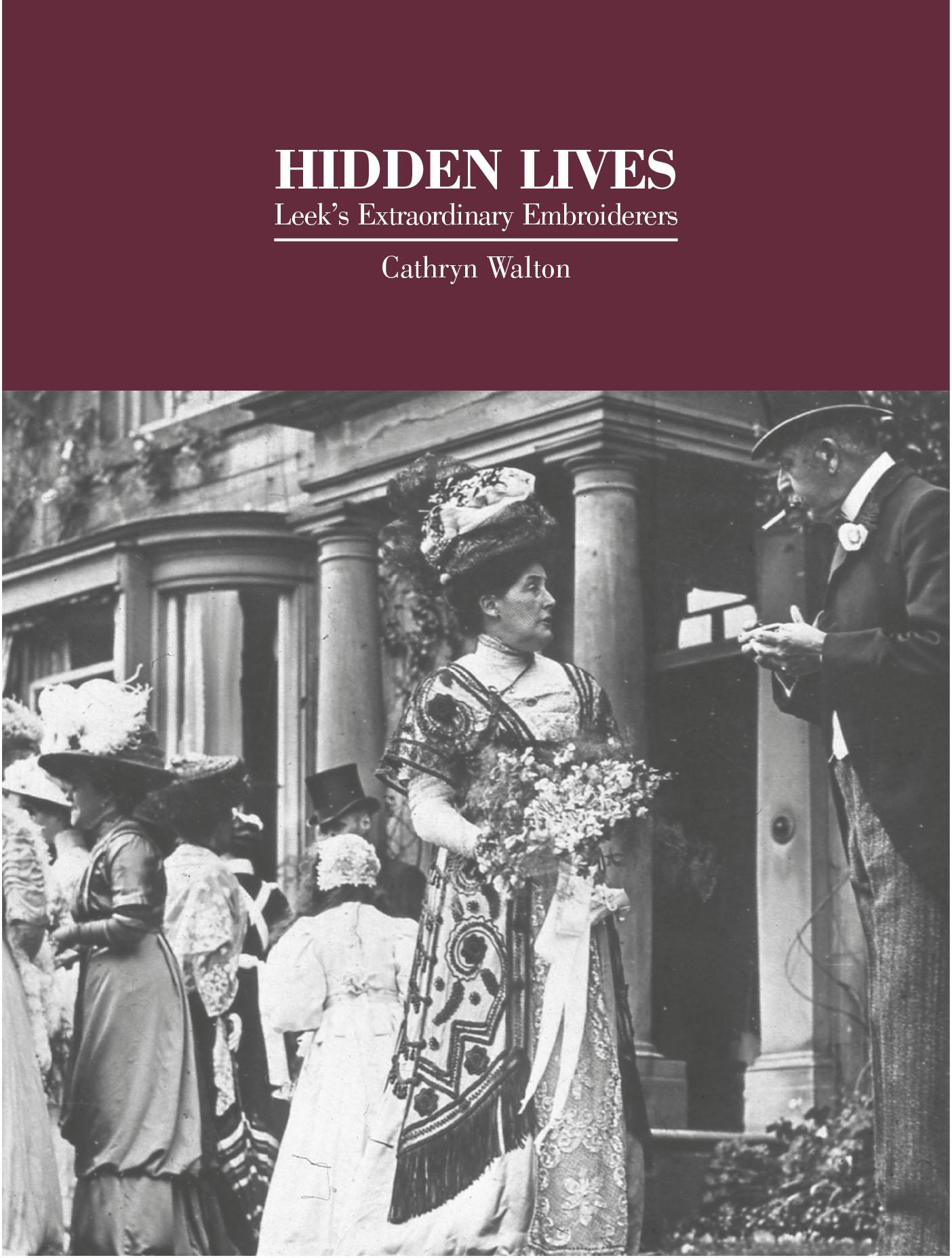 HIDDEN LIVES -FRONT COVER