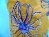 (detail) embroidered design by Jocelyn Barry, BA Design, Hope Uni Final Degree Show 2018