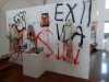 wall by Michelle Pratt, BA Design, Hope Uni Final Degree Show 2018