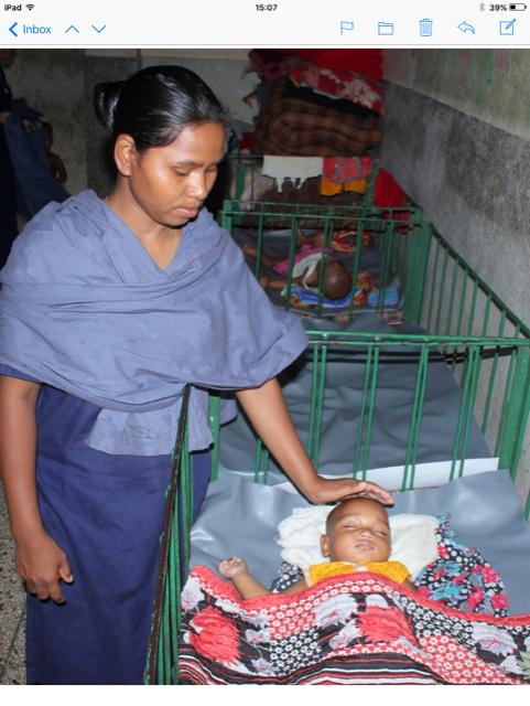 How Sreepur Orphanage began