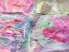 """work by Viv Holmes at """"Laminated Tissue """" workshop on Zoom with Jenny O'Leary, January 2021"""