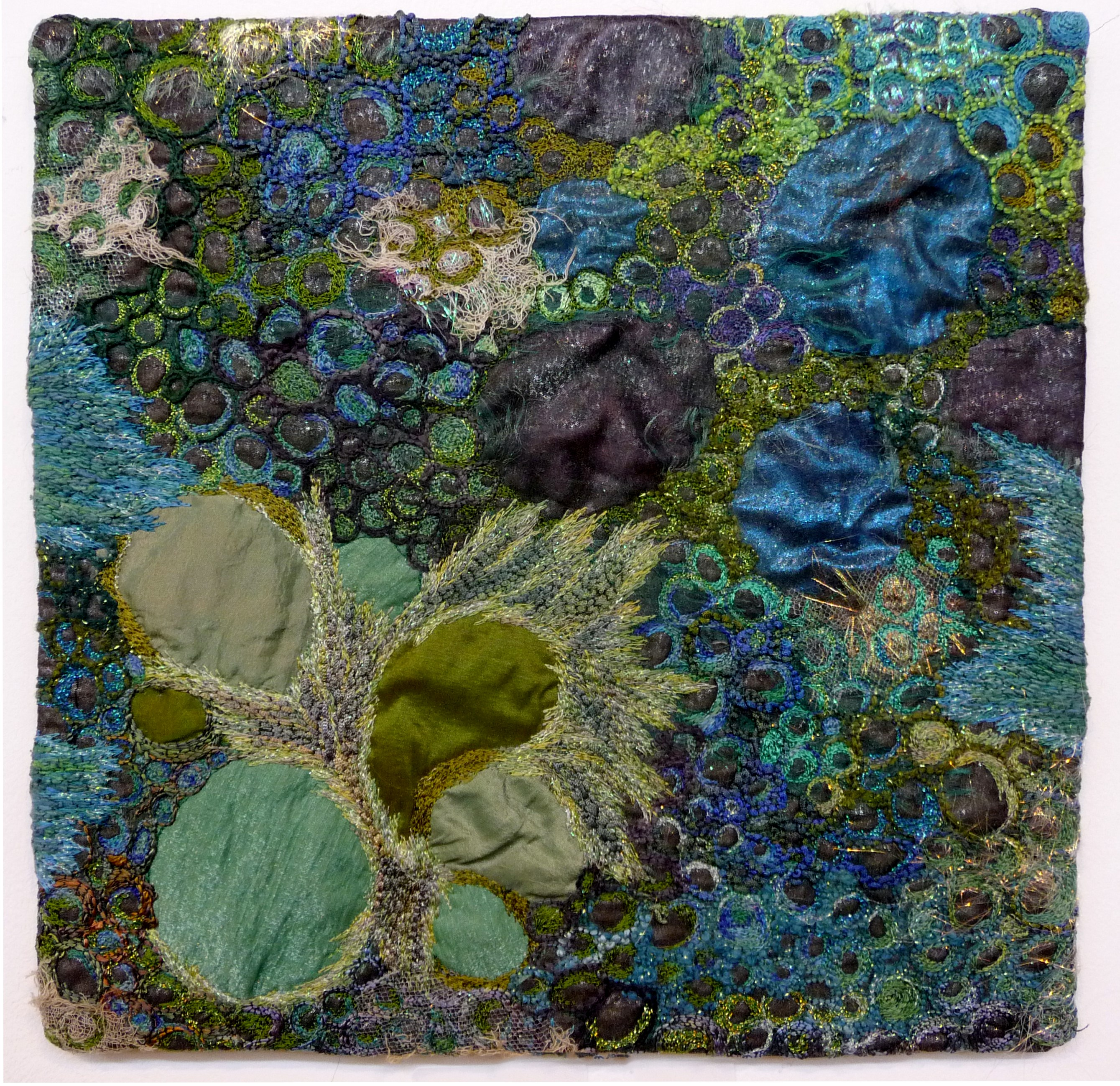 EG All That Glistens 2015 entry ROCKPOOL by Bex Raven (Highly commended Julia Caprara Award for Best Use of Colour)
