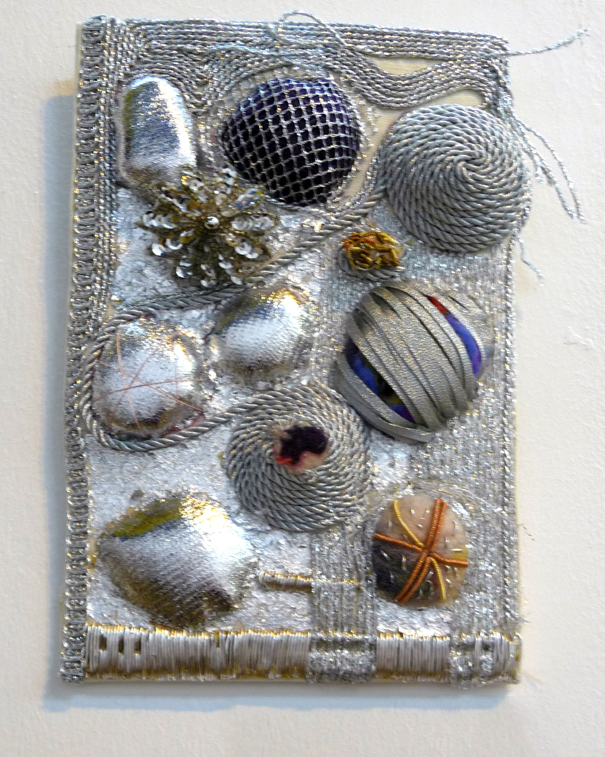 EG All That Glistens 2015 entry RAISED VALVE by Lesley Illingworth
