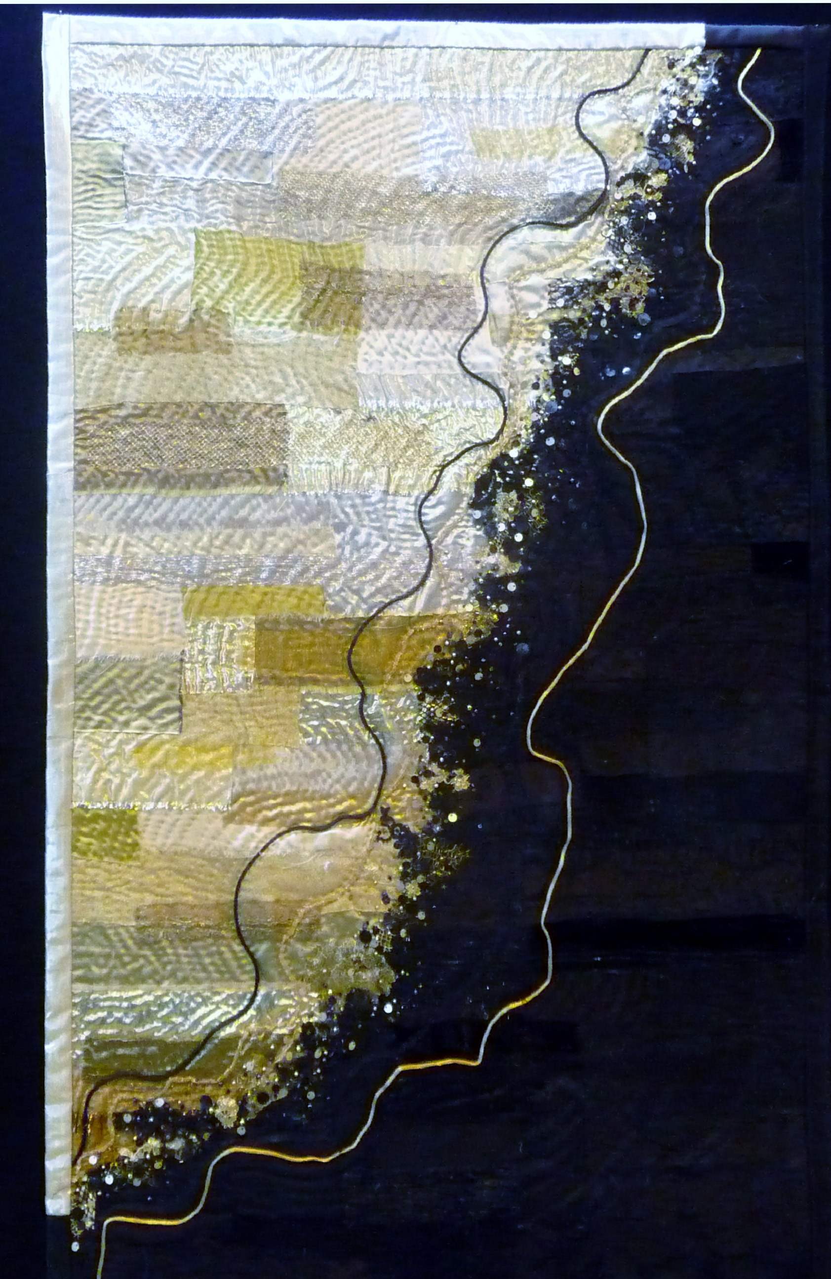 ACHEDEMIC FREEDOM by Jacqueline M Atkinson from Running with Scissors Textile Group