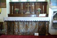 Leek Textiles @ St. Leonard\'s Church, Ipstones, Staffs