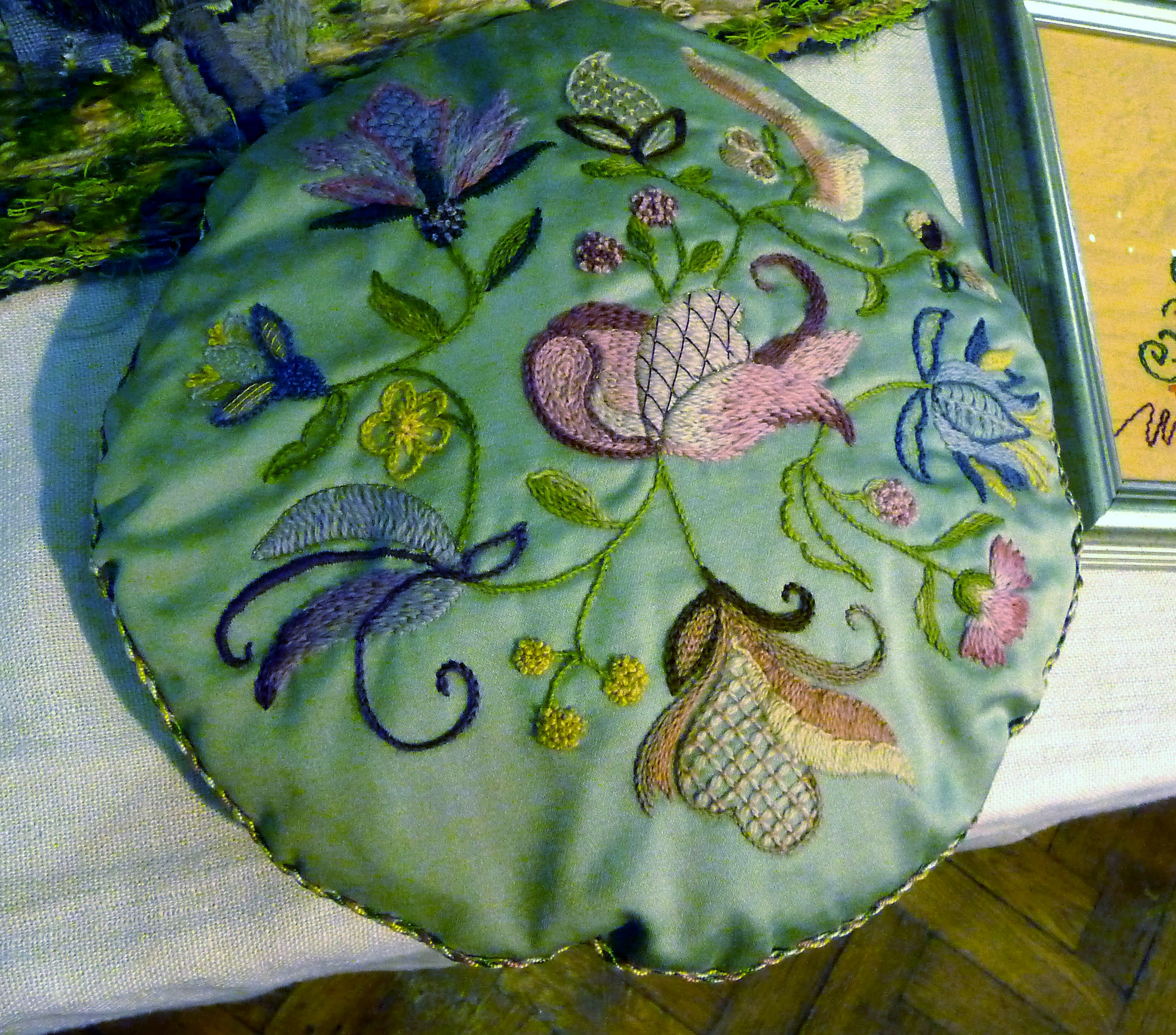 entry to Traditional Embroidery Competition 2013