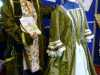 """Bev Clarke wearing a costume from """"A Winter's Tale"""", a play performed by HAND IN HAND THEATRE Co"""