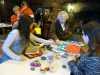 Make & Take Christmas activity at MEG Christmas Party 2014