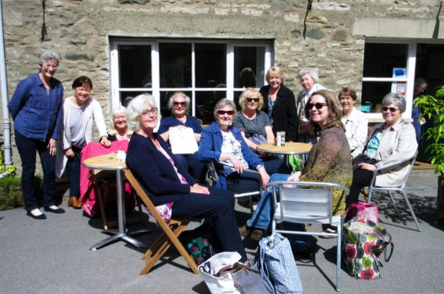 MEG visit to Kendal to see the Quaker Tapestry, June 2017