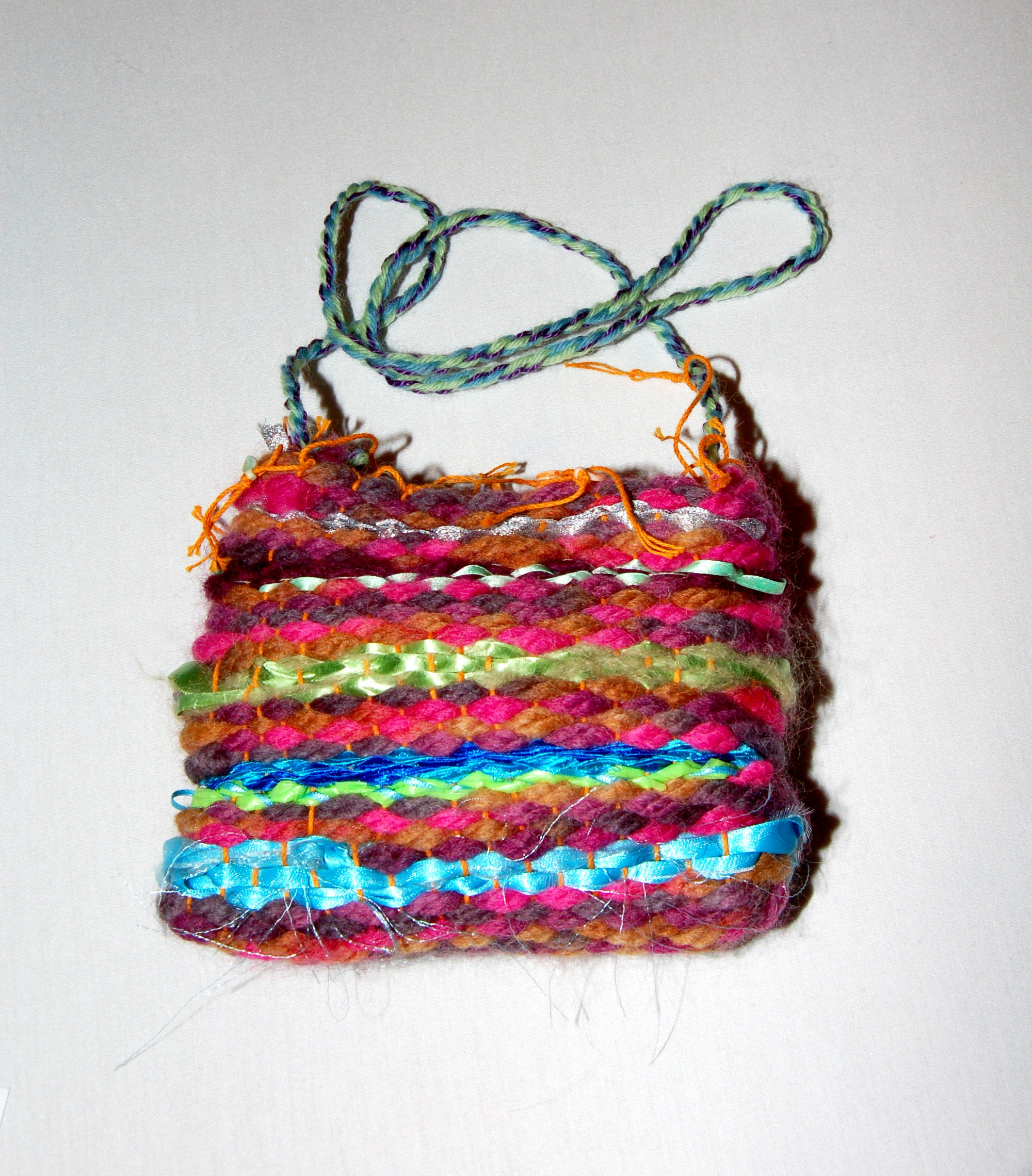 made by member of Young Embroiderers for 2008 NW Regional  Day in Liverpool Town Hall