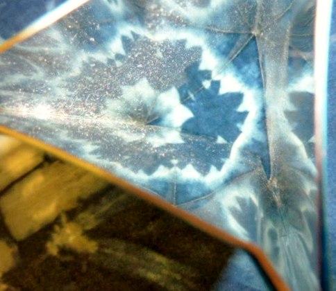 kaleidoscope fabric by Karen Scott