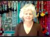 "Hilary Naghashi at ""Persian Delights"" talk by Hilary Naghashi, Feb 2021"