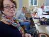 """Rag Bowl"" workshop with Josephine Ormerod, November 2018"